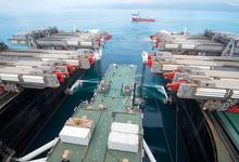 Завершено строительство морского участка газопровода «Турецкий поток»