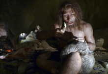Из жизни предков: секс с неандертальцами полезен