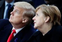 Трамп и Меркель отреагировали на инцидент в Керченском проливе