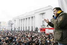 День одураченных. Саакашвили вышел на свободу, но остался в заложниках