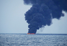 На грани катастрофы. Чему учит Россию гибель танкера в Восточно-Китайском море