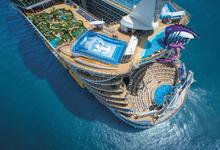 Пора в круиз: Royal Caribbean построила лайнер за $1,5 млрд