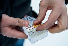 Воспитание курильщиков. В России начали маркировку сигарет