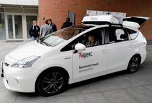 На драйве: «Яндекс» впервые показал поездку беспилотного такси в Москве