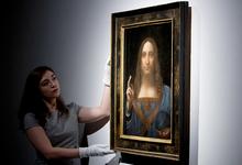 «Спаситель мира» да Винчи, проданный за рекордные $450,3 млн, стал спасителем рынка