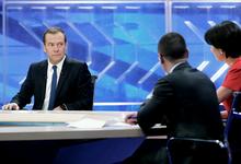 Деньги есть. Медведев ответил на обвинения в истощении Пенсионного фонда