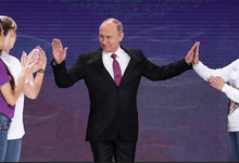 Владимир Путин заявил о выдвижении на пост президента России в 2018 году