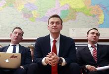 Алексей Навальный подал в суд на Роскомнадзор за блокировку своего блога