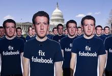 За Facebook ответил: о чем спрашивали Марка Цукерберга в Сенате США