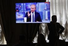 Путин отвечает. Зачем на самом деле нужна прямая линия с президентом