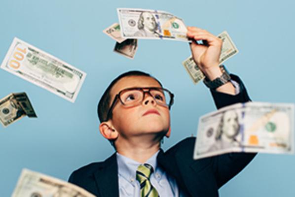 Детские мечты миллиардеров