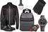 Бомбер, Dolce & Gabbana; брелок, Audi; перчатки, Dsquared2; ботинки, Alexander McQueen; рюкзак, Giorgio Armani; часы, Excalibur Spider — Карбон Roger Dubuis; часы, Chopard