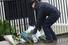 На страже закона: полиция возлагает цветы