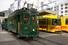 Базель, Швейцария: трамвай №10, первый международный