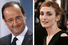 Франсуа Олланд + Жюли Гайе