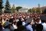 Митинг жителей Пугачева, требующих выселения приезжих