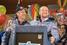 Леонид Тюхтяев, председатель совета директоров Судостроительного банка (ЦБ отозвал у банка лицензию в феврале 2015 года), и Трой Брэдли