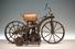 Готтлиб Даймлер получил патент на мотоцикл