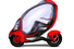 Трехколесный электромобиль e-Trike