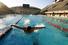 Поплавать в открытом бассейне «Лужники»