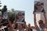 Десантники с портретами убитого Руслана Маржанова