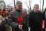 Нынешний и бывший лидеры партии «Яблоко» Сергей Митрохин и Григорий Явлинский