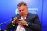 Президент — председатель правления ВТБ Андрей Костин (№2 в рейтинге 25 самых дорогих топ-менеджеров России по версии Forbes, компенсация $35 млн)