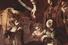 Микеланджело Меризи да Караваджо «Рождество со Святыми Франциском и Лаврентием»