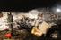 В течение ночи на месте авиакатастрофы работали более 300 спасателей