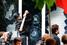 Активисты Донецкой народной республики захватывают здание СБУ Донецкой области, Донецк, 3 мая
