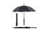 Зонт с оружейной рукоятью