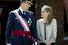 Фелипе VI + королева Летисия