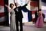 Бывшая первая леди США Лора Буш на втором праздновании инаугурации своего супруга