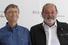 Билл Гейтс и Карлос Слим