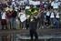 Антиправительственная демонстрация в Бразилиа