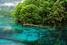 Цзючжайгоу: незамерзающее озеро без единого термального источника