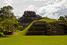 Пирамида майя археологического комплекса Нохмул (Белиз)