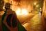 Беспорядки в пригороде Рио-де-Жанейро