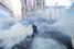 Главным оружием полиции в борьбе с демонстрантами в Турции стал слезоточивый газ