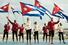 Кристиан Лубутен и звезда на удачу для сборной Кубы