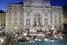 Фонтан Треви (Рим) — самый посещаемый