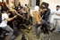 Столкновение протестующих и полиции у здания парламента Рио-де-Жанейро