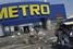 Торговый центр Metro Cash and Carry в Донецке. После начала войны