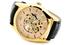 Золотые часы с рубинами