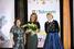 Светлана Баланова, генеральный директор IBS; Лаура Ашижева, генеральный директор ООО Мобильные платежи; Наталья Старыгина, партнер EY