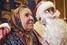 Новогодний сбор подарков в дома престарелых