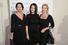 Ольга Новожилова, Юлия Таратута (Forbes Woman), Екатерина Одинцова (OK-magazine, PR Trend)