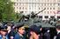В параде принимала участие 151 единица боевой техники