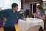 Лидер проекта Nova CRM Александр Рубинчик и заместитель главного редактора журнала Forbes Ирина Телицына
