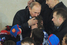 Владимир Путин на финальном матче детского хоккейного турнира «Золотая шайба» в «Лужниках». 18 апреля 2011 года.